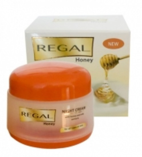 regal honey - nocni krem